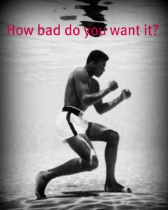 How Bad Do You Want It! ~Part the First~
